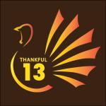 Thankful 13 registration logo