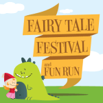 Thanksgiving Point Fairy Tale 5k registration logo