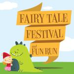 Thanksgiving Point Fairy Tale 5k registration logo