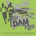 That Dam Race registration logo