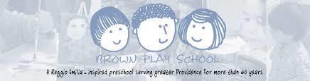 Annual Brown Play School 'Run to Mama 5k ' registration logo