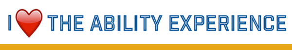 The Ability Experience 5K registration logo