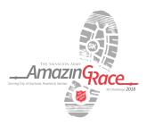 The AmazinGrace 5K Challenge registration logo