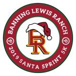 The Banning Lewis Ranch Santa Sprint  registration logo