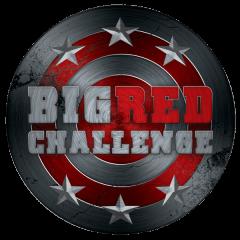 The Big Red Challenge registration logo