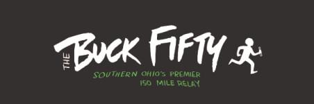 THE BUCK FIFTY registration logo