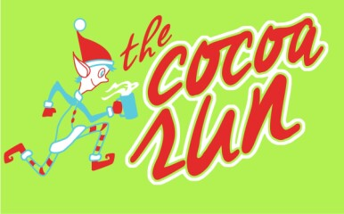 The Cocoa Run registration logo