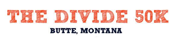 The Divide 50K registration logo