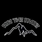 The Divide Half Marathon registration logo