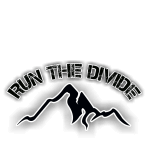 The Divide Half Marathon registration logo