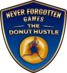 The Donut Hustle registration logo