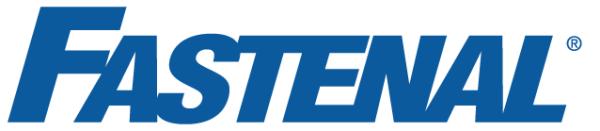 The Fastenal 5K registration logo