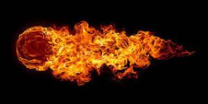 The Great Fireball Color Run registration logo