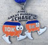 The Great Pumpkin Chase 5K & 10K registration logo