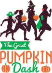 Great Pumpkin Dash 2K registration logo