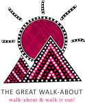 The Great Walk-About Preston to Star Valley registration logo