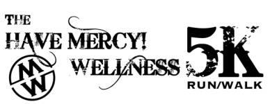 The Have Mercy Wellness 5k registration logo
