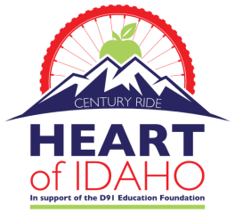 Heart of Idaho Century Ride  registration logo