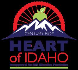 Heart of Idaho Century Ride  registration logo