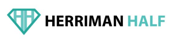 The Herriman Half Marathon, 5K and Kids 1K registration logo