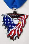 The Honor Virtual Run registration logo