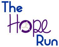 The Hope Run registration logo