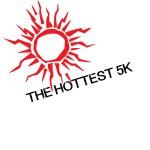 The Hottest 5K registration logo