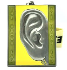 ON SALE - The Human Ear 1M 5K 10K 13.1 26.2 registration logo