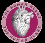 The Human Heart 1 Mile, 5K, 10K, 13.1, 26.2 registration logo