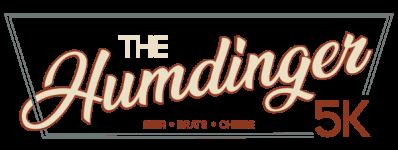 The Humdinger 5K registration logo