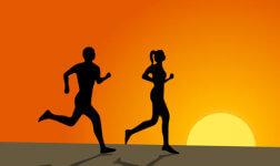 The Joy Project 5k Run/Walk registration logo