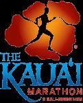 The Kauai Marathon & Half Marathon registration logo
