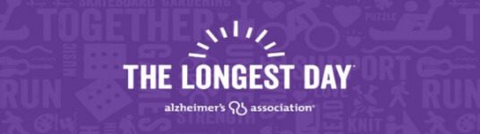 The Longest Day-Family Fun Field Day to Fight Alzheimer's Disease registration logo