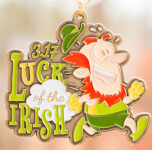 The Luck of the Irish 3.17 registration logo