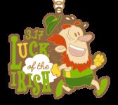 The Luck of the Irish 3.17 registration logo