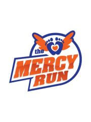 The Mercy Run registration logo