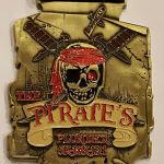 The Pirate's Plunder 5K, 10K, 13.1 registration logo