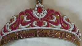 The Princess Run registration logo