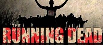 The Running Dead 5K registration logo