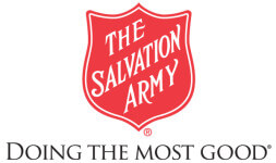 The Salvation Army Fort Worth Doing the Most Good Luncheon registration logo