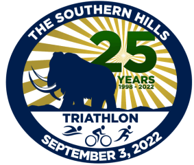 The Southern Hills Triathlon- Olympic, Sprint, Relay & Youth Races registration logo