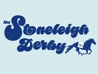 The Stoneleigh Derby registration logo