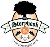 The Storybook 5K registration logo