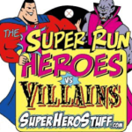 The Super Run 5K - Baltimore, MD 2017 registration logo