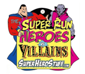 The Super Run 5K Tucson, AZ registration logo