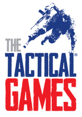 The Tactical Games Ben Avery Shooting Facility registration logo