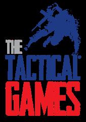 The Tactical Games Oregon registration logo