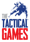 The Tactical Games - Reveille Peak Ranch, TX registration logo