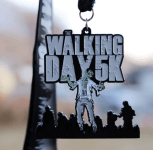 The Walking Day 5K Now only $12.00! registration logo