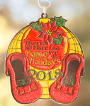 There Is No Place Like Home for the Holidays 5K & 10K registration logo